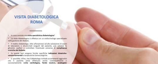 VISITA DIABETOLOGICA ROMA
