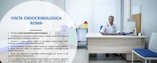 VISITA ENDOCRINOLOGICA ROMA